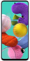 Samsung A51 dual blue