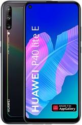 Huawei P40 lite E black