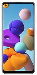 Samsung A21S dual sim black