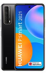 Huawei P Smart 2021 Midnight Blk